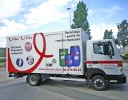 Camió recollides destrucció confidencial