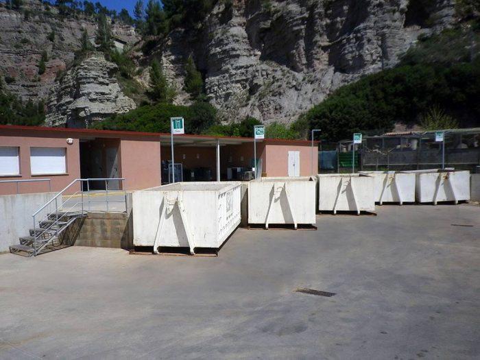 Serveis a deixalleries municipals